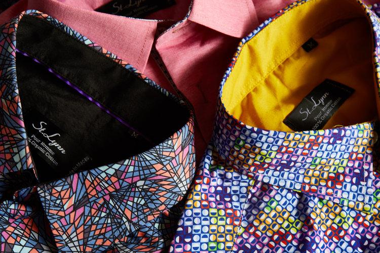 St. Lynn Dress Shirts