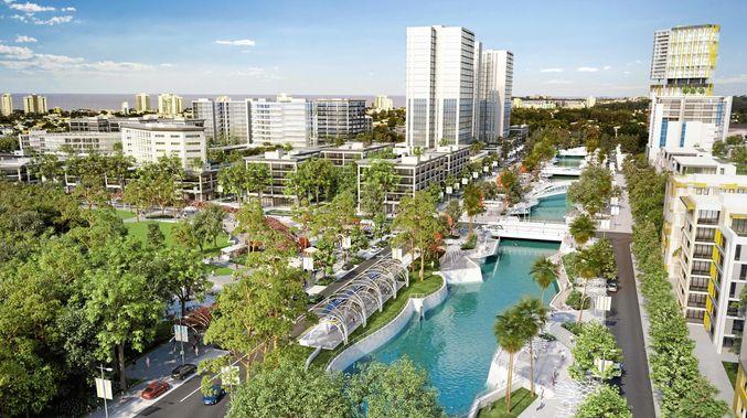 Smart city: Sunshine Coast