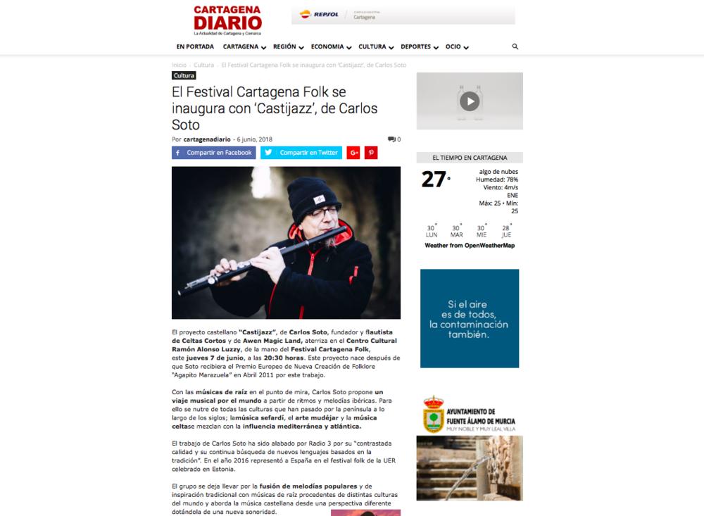 Cartagena Diario