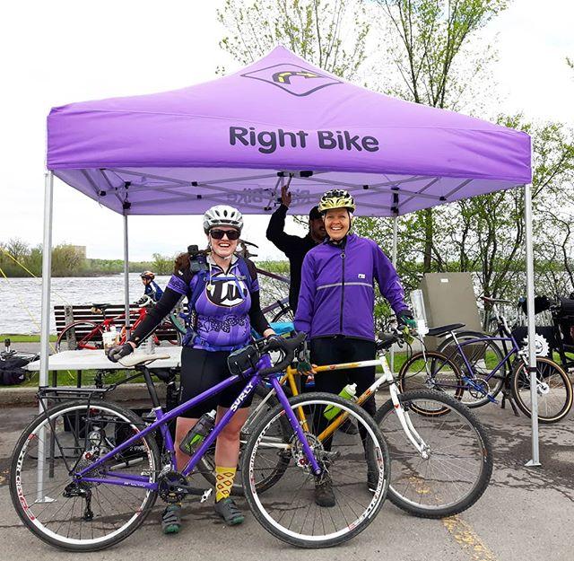 Purple everything!!! 💜💜💜 #bike#biking#cycling#sundayfunday#nokiabikedays#ottawa#ottcity#yow#community#bikecommunity