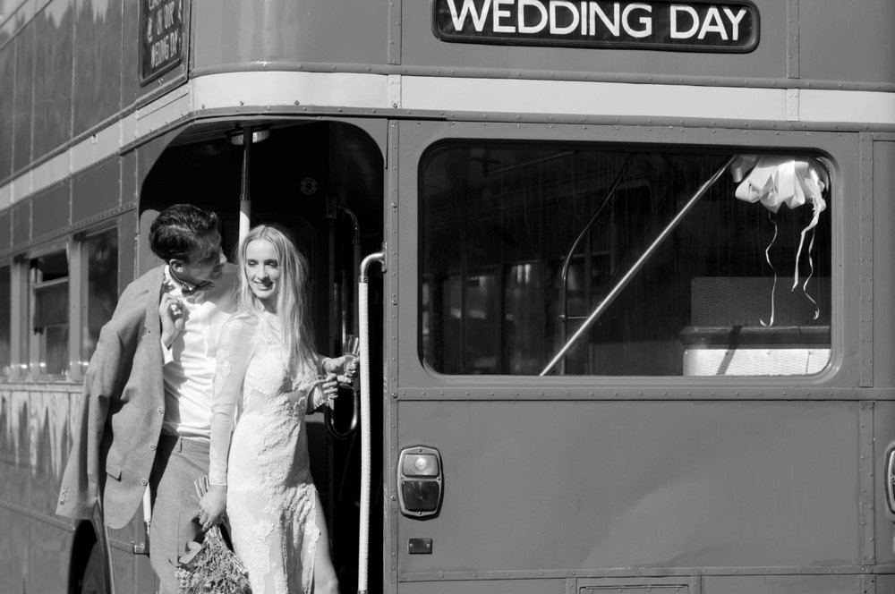 sheer geometric lace wedding dress