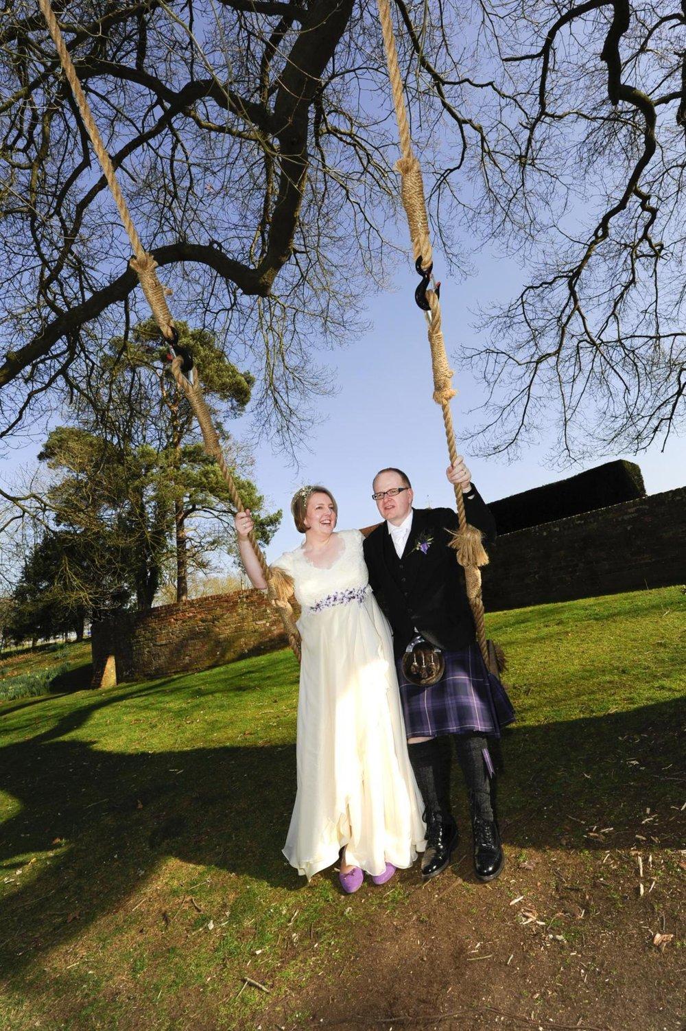 chiffon wrap wedding dress