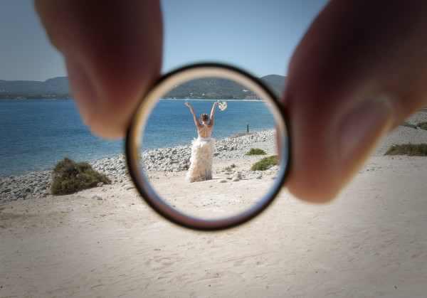 Ibiza Beach Wedding Dress