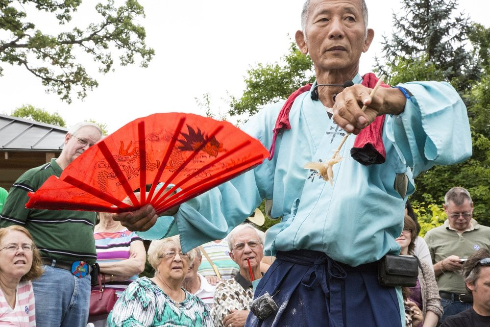 Anderson Gardens Japanese Festival