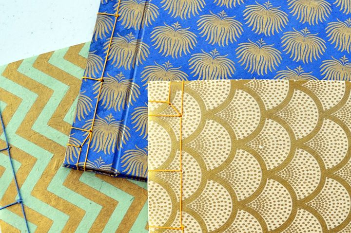 Watoji (Japanese bookbinding) is the name of the game at Japan Society on September 12.