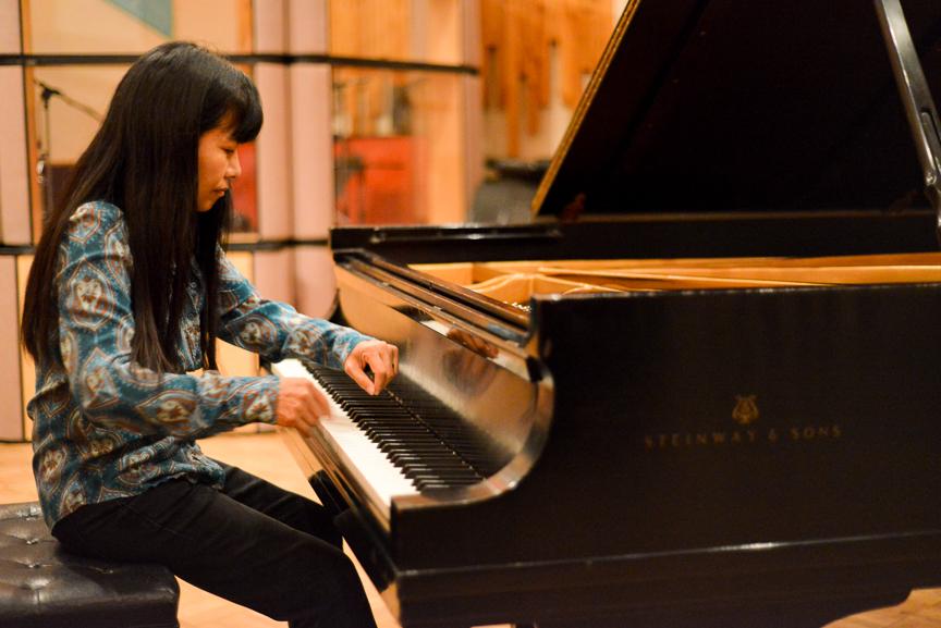 Satoko Fujii Photo by Bryan Murray((5 of 633).jpeg