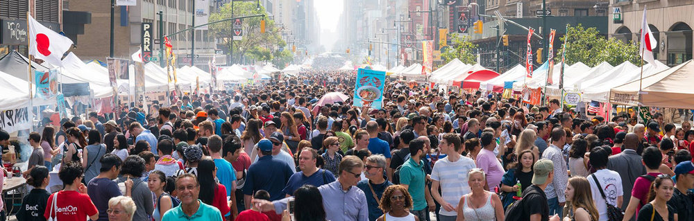 Crowds come to JapanFes in New York to experience Japanese arts, culture, and food..jpeg