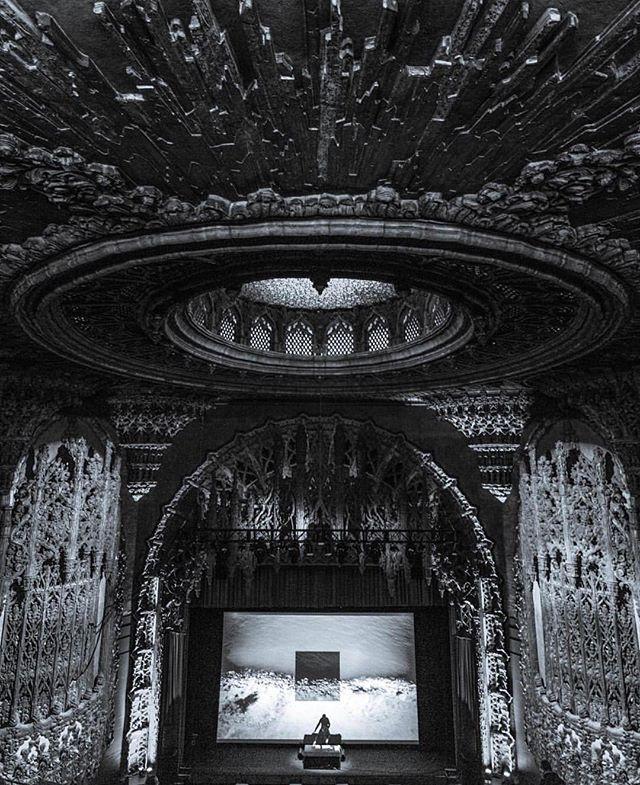 Worlds Transported 🔮✨ #acedtla #theatreatacehotel #nightonbroadway #dublab #moviepalace #bringingbackbroadway #livinghistory #magic #DTLA #tgif 🔻 📷: @streetwisela