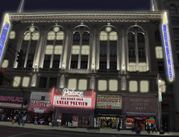 THE PALACE THEATRE From its beginning in the late 1800s, the Orpheum Vaudeville circuit ruled the west coast. The most popular singers, dancers and comediennes played the circuit which extended from the Midwest through the West to the Pacific; the most elite played in Los Angeles... READ MORE