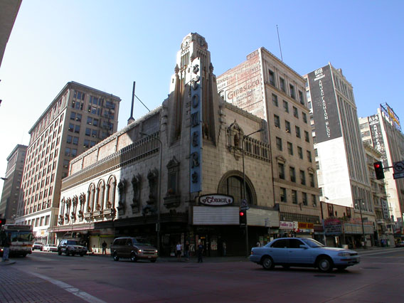 THE TOWER THEATRE   The Tower Theatre, at S. Broadway and W. 8th Street, was commissioned by H.L. Gumbiner, who would later also build the Los Angeles Theatre in 1931. It was the first theater designed by architect S. Charles Lee...  READ MORE