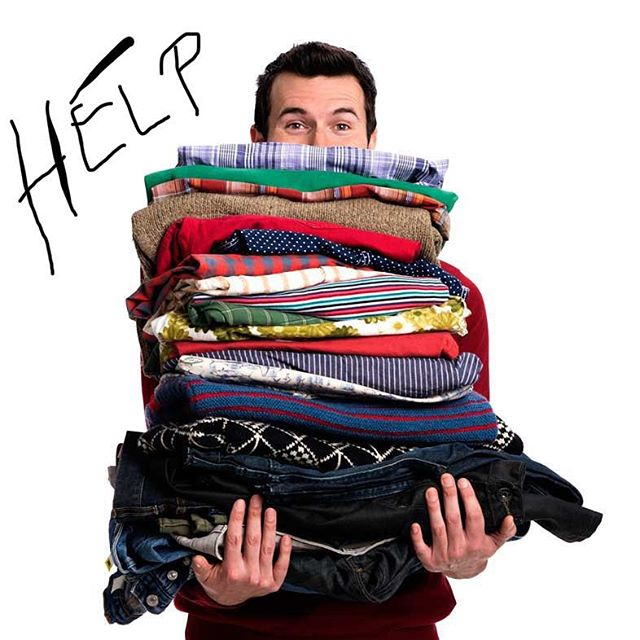 We need help this morning at the compassion closet if anyone has the time :)