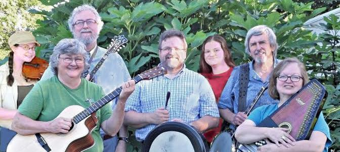 Bill Scates and his Celtic Band, Roads to Home.