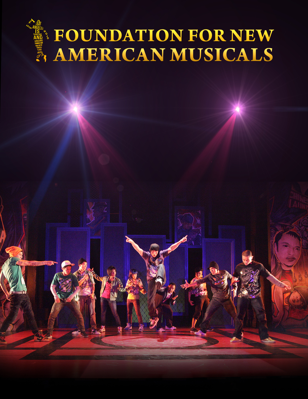 Foundation for New American Musicals -