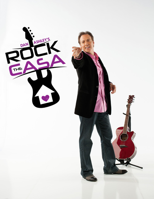 Dan Ashley's Rock the CASA -