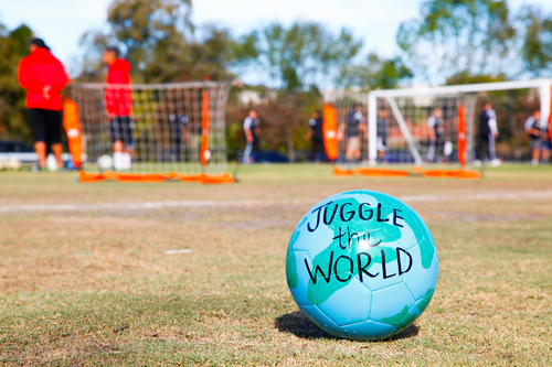 Juggle The World -