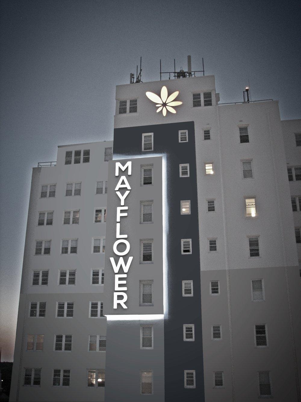 Mayflower Beach Apartments