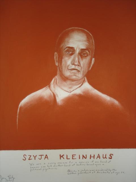 Szyja, a judge murdered at Auschwitz - Jerry Ralya.JPG