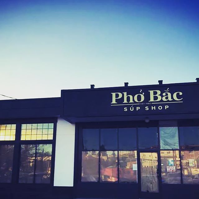 """The Pham's are back with a new pho-lounge experience with their new Pho Bac Sup Shop, partnering with friend, Suzi An and her natural wine shop Uva Vita. They hope to create a new experience pairing asian dishes and natural wines. ... """"It's really a vision of Little Saigon, of the next generation taking over and reviving it and making it modern. When you go to a restaurant, you think of that one item you go back for. That's how the Vietnamese food culture is, and so I really want to respect that and respect our neighbors,"""" says Pham """"I curated my wines because I'm passionate about the producers and stories and have a connection to every single bottle, so it's awesome to talk to people about their stories, and I think it gets them more invested in the wine as well. Not a lot of people think of wine with pho — or Thai or Korean for that matter — so it's about asking, Why not have wine with these foods? We want to change perceptions. Yenvy wants to do that with Vietnamese food. I want to do it with wine,"""" says An."""