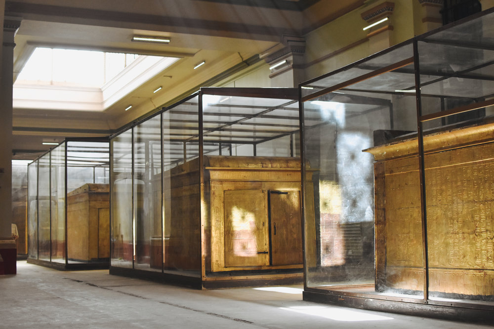 - There is enough to see in the Egyptian Museum to wander for hours