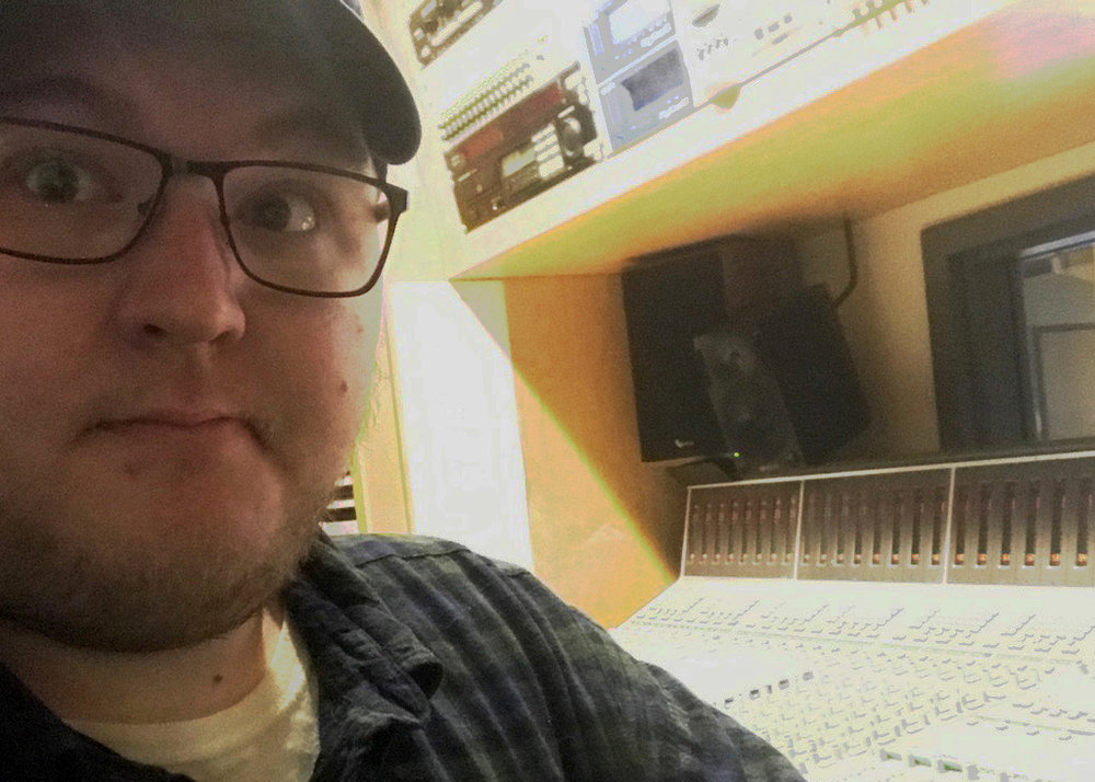 About Me - Learn about me, Jeff Perry, and what Podcasting Spark is.