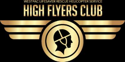 High Flyers Club Lapel Pin:Logo.png