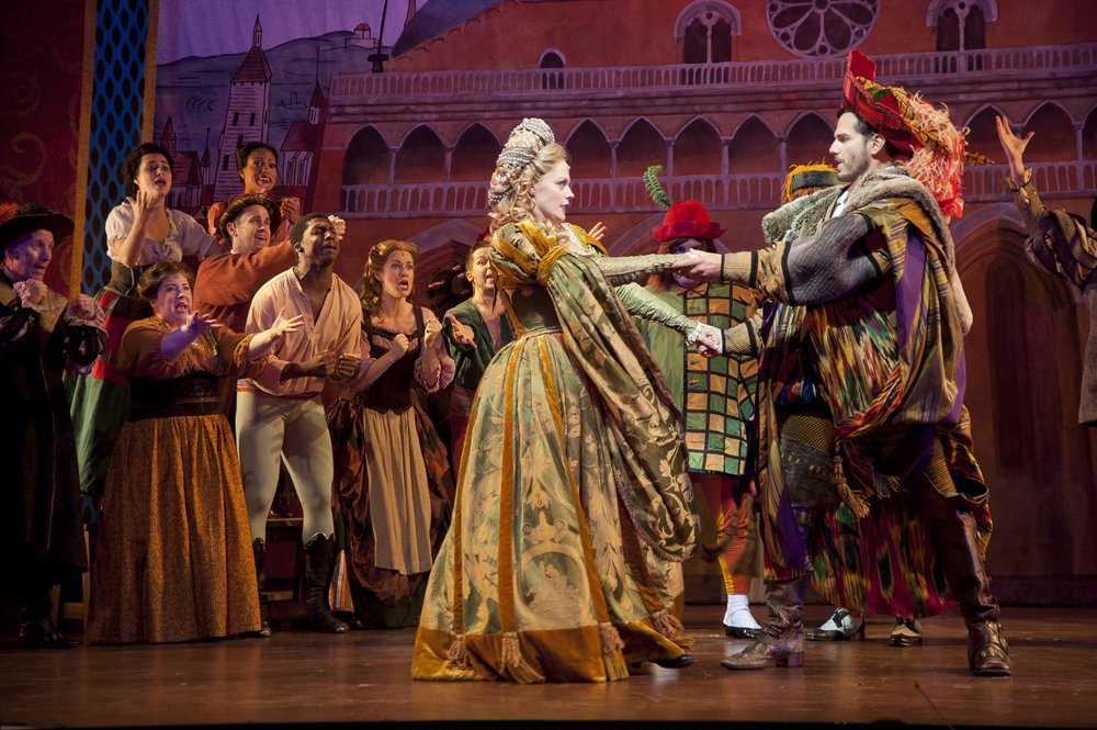 Kiss Me Kate @ Barrington Stage Company