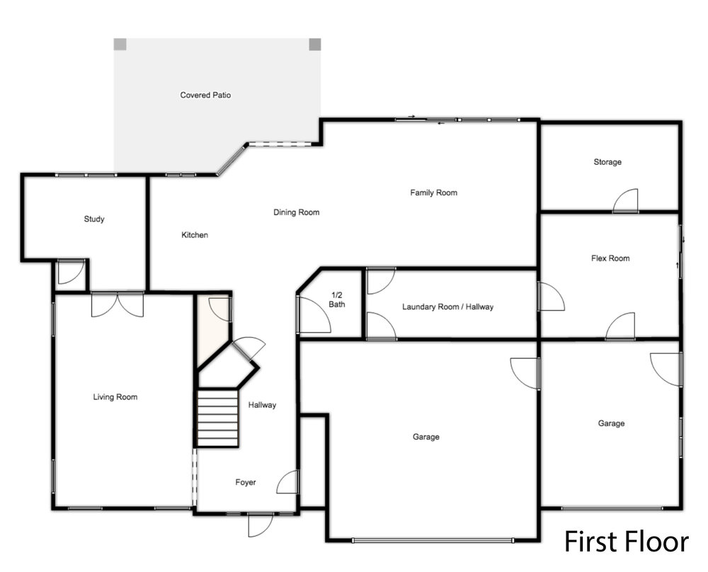 Give buyers a preview, with a floor plan!
