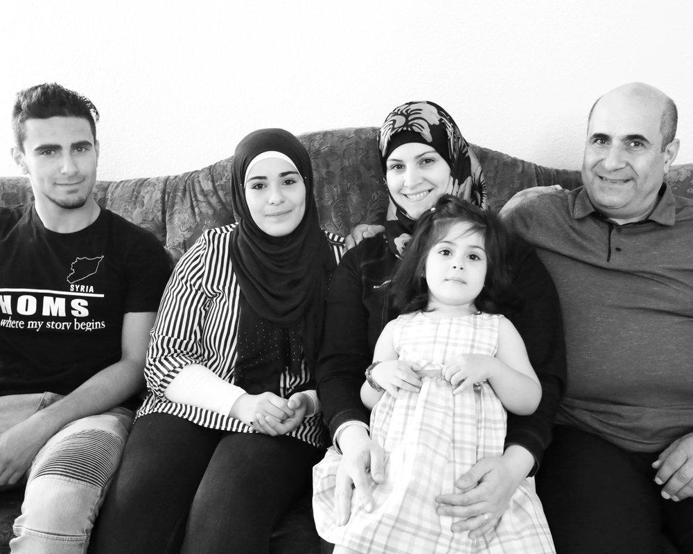 Kashak Family - CA