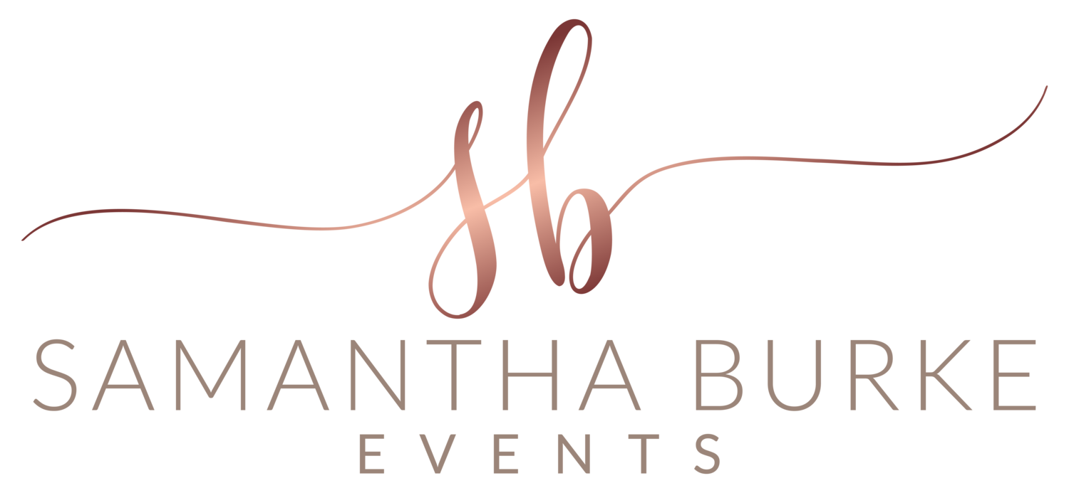 Samantha Burke Events - Sydney Wedding Planner