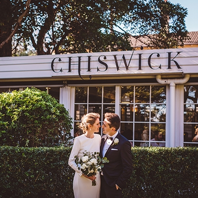 Wedding at The Chiswick in Sydney
