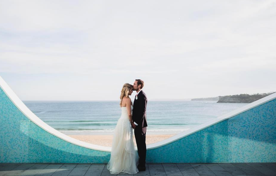 Amanda and Anthony - Bondi  Beach