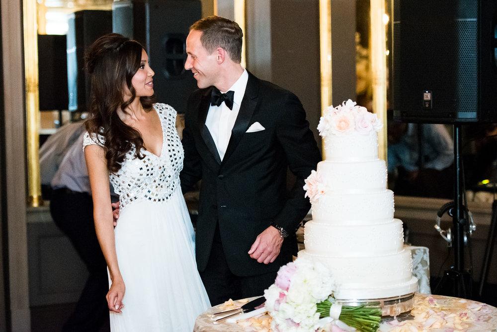 Helen and Eric's Glamorous London Wedding