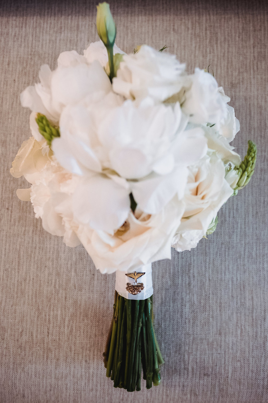 Wedding bouquet in Bondi
