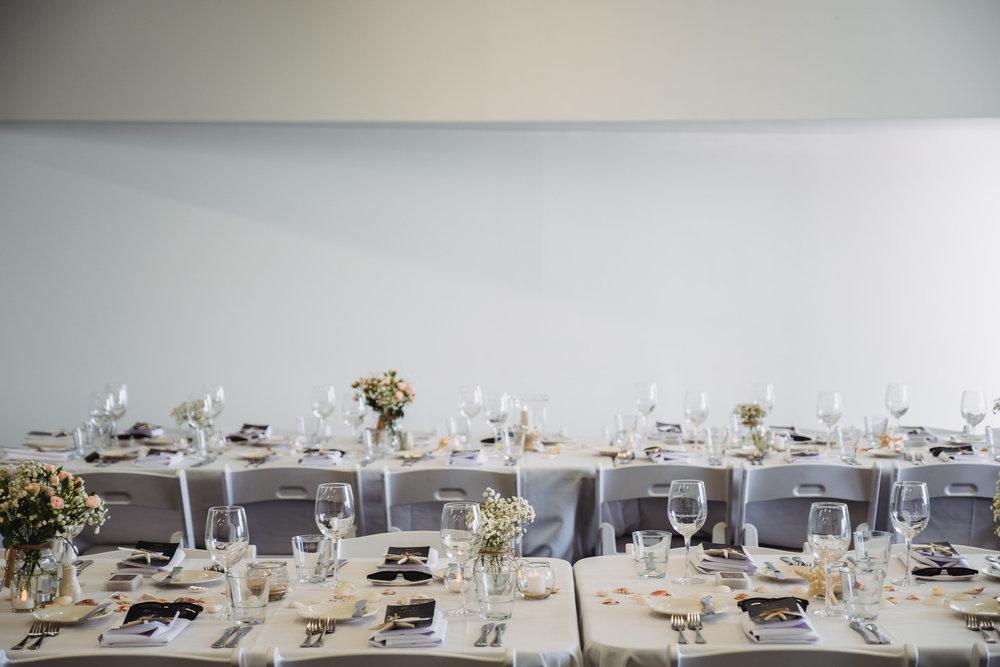 Wedding reception at North Bondi Surf Club