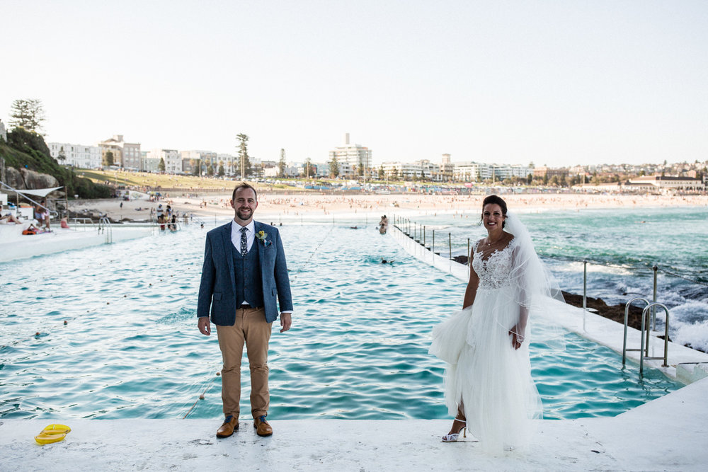 WEDDING AT ICEBERGS BONDI BEACH