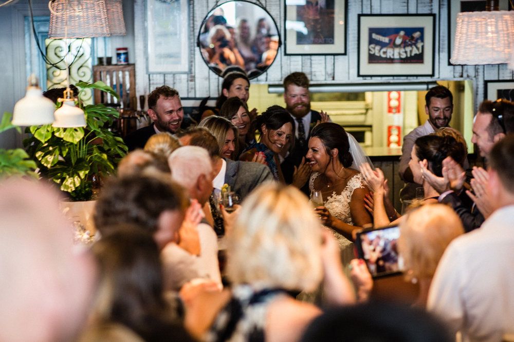 VIEW BAR BONDI BEACH WEDDING SYDNEY WEDDING PLANNER SAMANTHA BURKE
