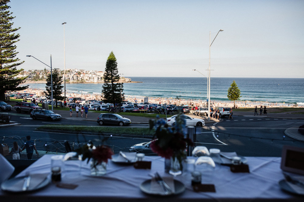 BONDI BEACH VIEW BAR