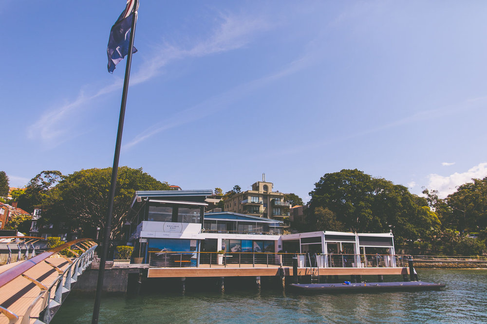 Regatta Rose Bay Wedding Venue