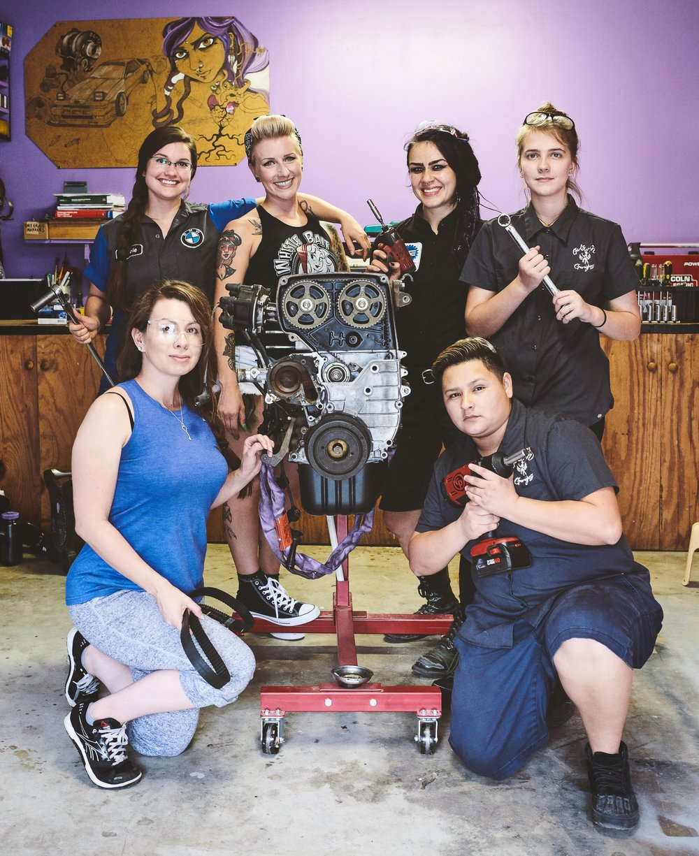 """It's About Time"" - Advanced Timing Belt Class for Women"