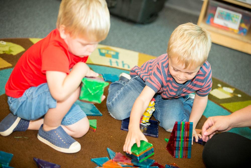 Preschool Program - ~2.5 years to 4.5 years