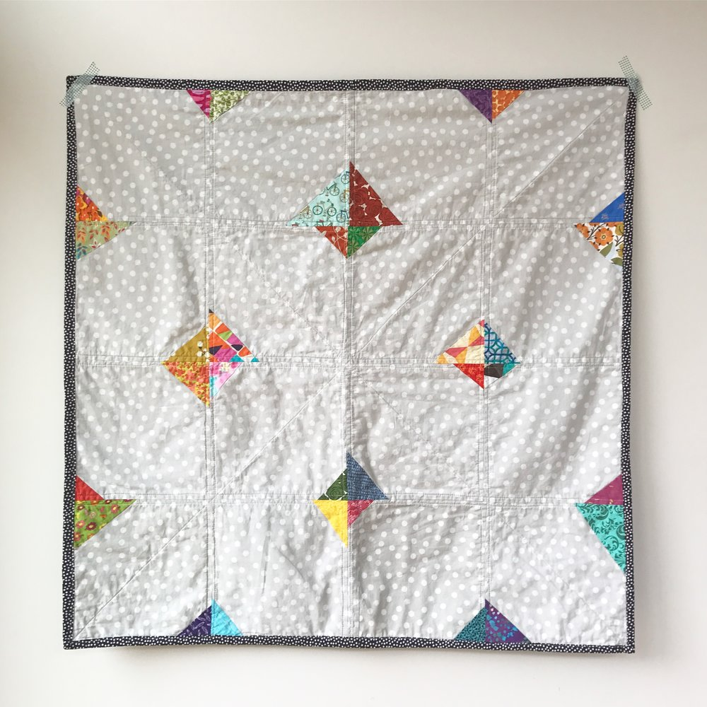 Baby Quilt for S