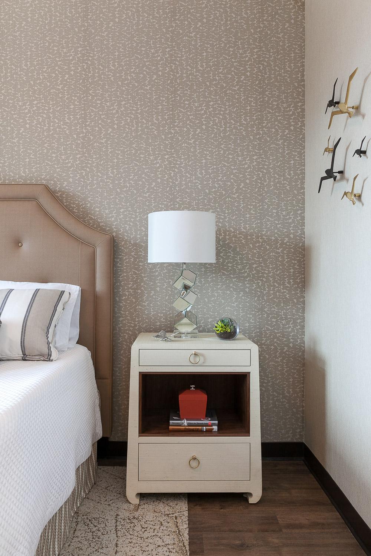 Palo Alto nightstand. Jana Magginetti Interior Design