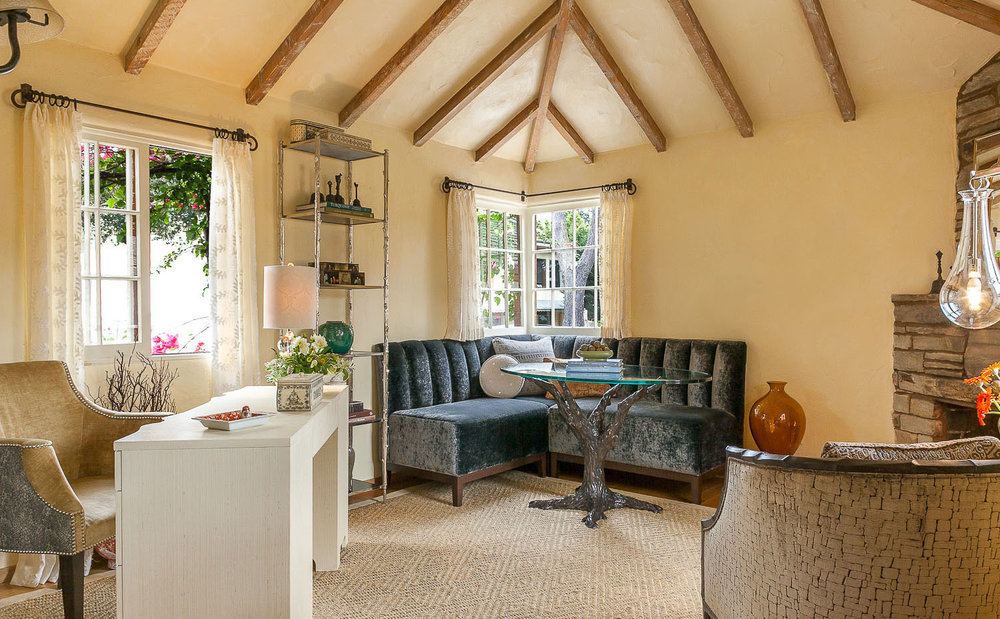 Carmel Cottage Office -