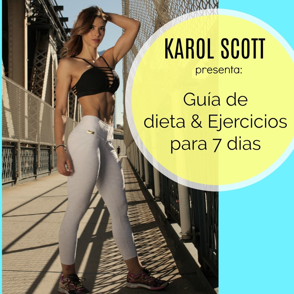 KAROL SCOTT GUIA