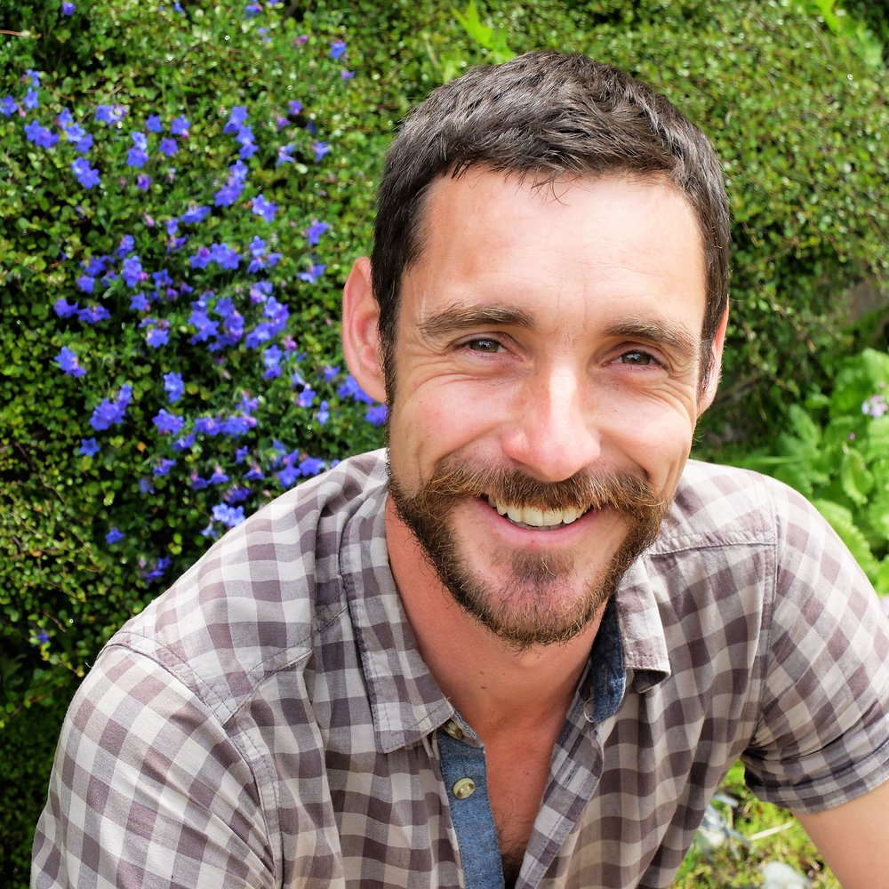 Dan Gibbs of Head Gardener
