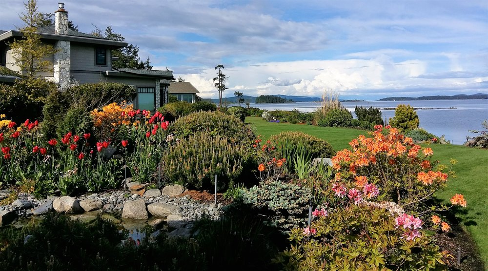 West coast landscape design
