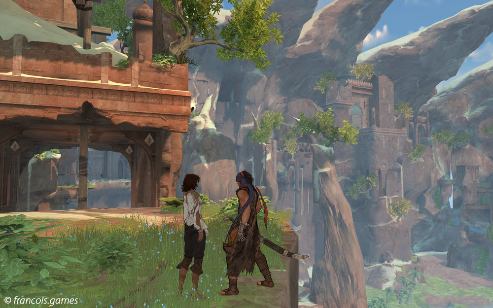 Prince of Persia - Senior Level Designer - Ubisoft Montreal