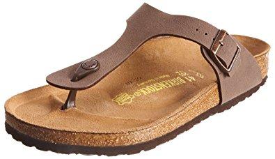 dd988d26249 Birkenstock - Gizeh - Mocca - Birko-Flor — M   Michaels Footwear