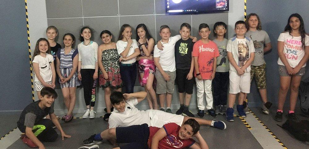 VR School Event NYC