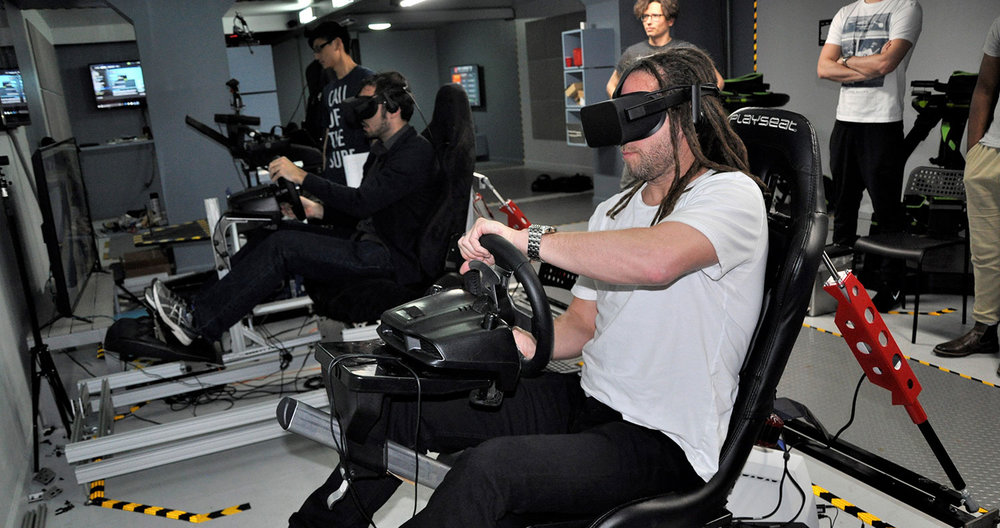 VR Racing Lab NYC